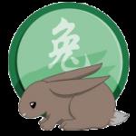 Chinese horoscoop Konijn bij Astroangels